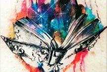 Tattoos - Books & Literature