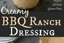 Plant Based: Sauces, Dressings + Seasoning