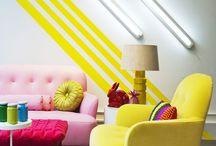 Woonstijl: Kleur funky
