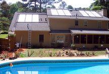 Solar pool heating company