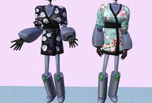 Clothes - Misc (plant, servo, robot arm, grim...)