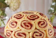 Charlotte Royal / Challenge for this year: bake the perfect Charlotte Royal. :)