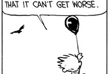 Calvin and Hobbes!!