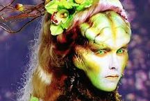 Make-up: Mother Earth/Nature Goddess