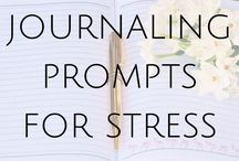 Journaling, planning, and writing / The joys of a fresh sheet of paper and a place to write.  All things journaling, stationery, planning and letter writing, as well as creative writing prompts and ideas and tips for writing.