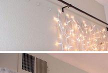 Doe-het-zelfslaapkamerdecoratie