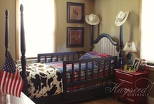 Bentleys bedroom / by Roxanne Becker