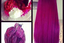 kleuren haar