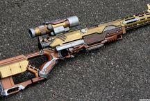 スチパン 武器