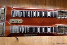 Lap Steel Guitars / Lap Steel Guitars