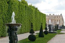 Versailles parc