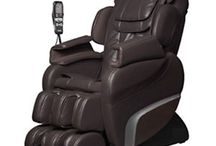 Titan Chair / Automatic massage for the upper body (shoulder, neck, back and lumbar), the low body (buttock, thigh, calves and feet)