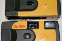 Disposable Food / wegwerp camera