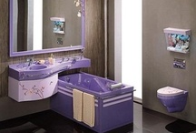 Bathroom Sets / Bathroom Sets, Toothbrush holders, tissue boxes, soap dishes, soap dispensers, trash cans, and cups are all commonly seen in bathrooms and all together are called a bathroom set. Bathroom sets vary from one bathroom to another and every piece of the bathroom set has an important role. Some bathroom sets have additional pieces like shower curtains and other bathroom sets can have parts that are bought separately to satisfy specific requirements.
