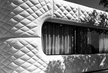 Brick & Mortar / Concrete structures that inspire.