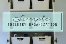 Organisering som må prøves :)