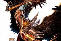 The New 52: Savage Hawkman