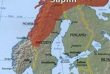 The sami people / Here we pin information about the sami people, the native people of Norway