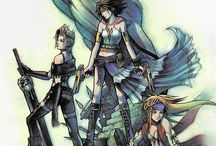 Final Fantasy concept art / Concept Art Final Fantasy