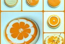 Frutas cookies ideas