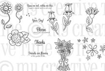 Bloom Where You Are Planted / Inspiration for this stamp set! / by My Creative Time