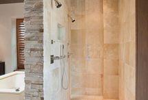 doccia muratura