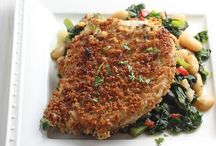 Healthy Recipes / by Jessica Atkinson