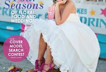 Wedding Trade Publications / Here wedding professionals will find image-rich content of wedding trade publications. These educational platforms and their contact information can be found at SelltheBride.com