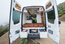 Umbau Transporter in Camper