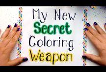 Colouring Technic