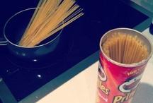 kitchen tricks!! / by Genelle Betts