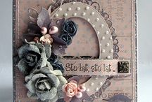 ☆Papercut~Warning!!!☆ / All things paper, scrapbook, giftwrapping, paper cones, cards,............