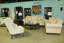 Living Room Ideas / Great ideas for your living room. Use Just Like The Model's Furniture to create your design vision!