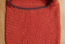 hekle og strikkeoppskrifter