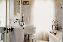 B A T H I N G / Bathroom design and style