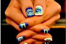 Nail Ideas / by Alicia Williams-Kraft