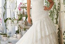 Vintage Wedding Gowns / An exquisite collection of vintage wedding gowns.