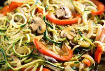 Paleo Vegetable Meals