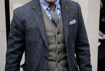 Sartorial Elegance / Older guys looking stylish