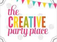 Party Planning / Decorations, Ideas, Food, etc. Anything to make a great party be it a wedding, shower or birthday party!