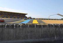 LE MANS Classic & Vintage Races / Auto Moto LE MANS Classic & Vintage Races  on 24 Hours of Le Mans  Bugatti Circuit