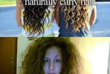 curly girl probs :D