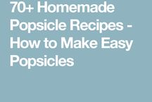 POPSICLE! recipes