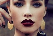make-up * fashion