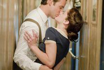 A Romantic Kiss / by Cindy Dunn