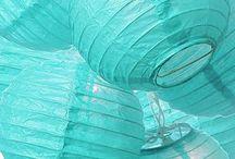 Aqua & Turquoise