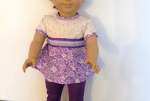 18 Inch Doll Clothes / Doll clothes designed to fit most 18 inch dolls