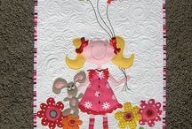 applique patchwork BABY