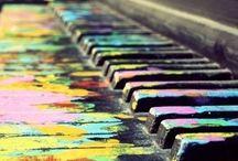 Music=<3 / by MIssy McKenna