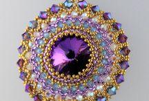 beads. swarovski